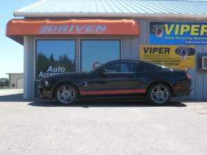 Mustang Window Tint