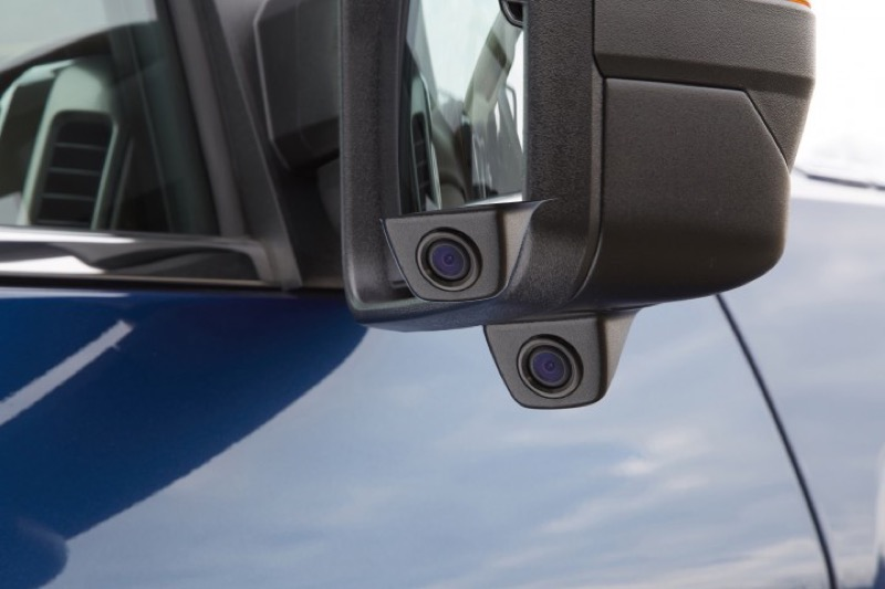 Blind Spot Detection Systems Driven Sound And Security