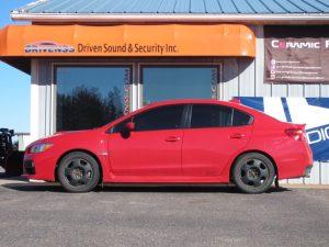 Subaru WRX Window Tint