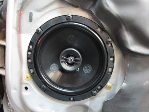 Jeep Grand Cherokee Speaker