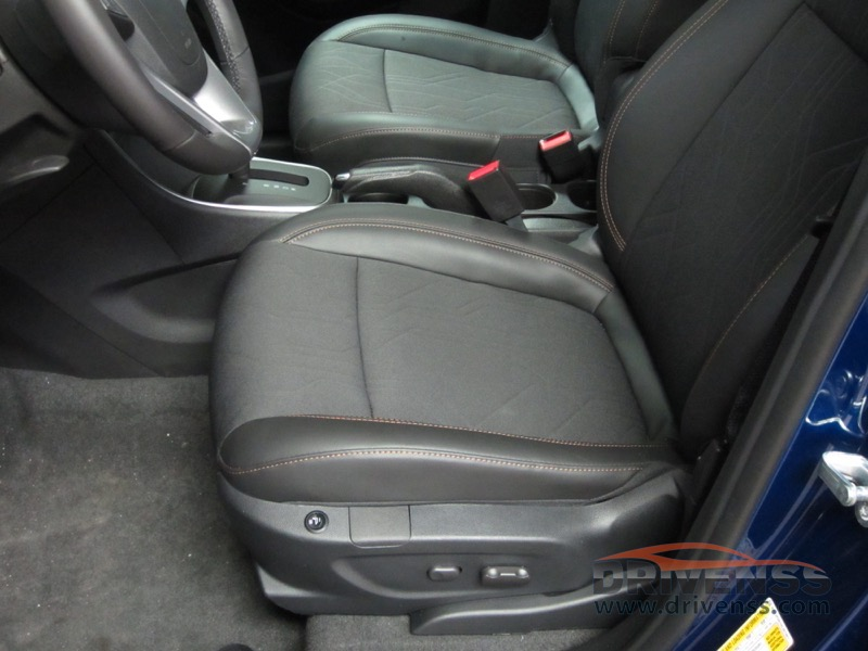 Marquette Client Gets Chevy Trax Heated Seats