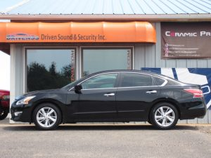 Nissan Altima Window Tint