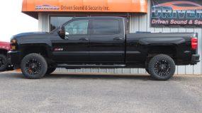 Chevy Silverado Paint Protection
