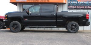 Chevy Silverado Paint Protection
