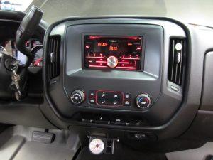 GMC Sierra Radio