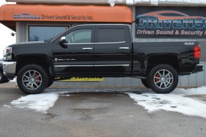 Callaway Silverado Paint Restoration and Protection for Marquette Client
