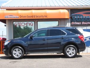 Ishpeming Client Contacts DrivenSS for 2015 Chevy Equinox Detailing