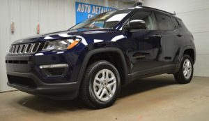 Jeep Compass Paint Correction