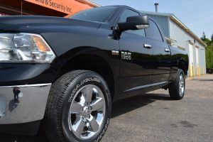 Ram 1500 paint correction