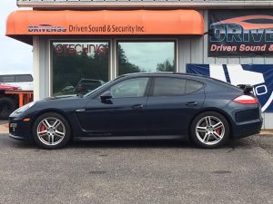 Porsche Panamera Window Tint