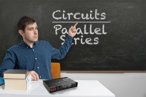 Car Audio Electrical Theory — Wiring Loads in Series and Parallel