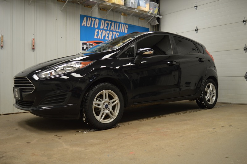 Marquette Client Adds 3m Window Tint To 2017 Ford Festiva