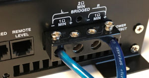 What is Car Audio Amplifier Bridging