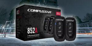 Product Spotlight: Compustar CS852-A Car Alarm System